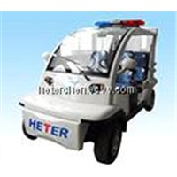 Lithium battery Pack 48V 160Ah for electric patrol car