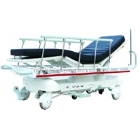 Luxurious Hospital patient transport stretcher
