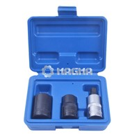 (MG50401)3 Pcs Pentagon Socket Set