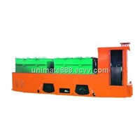 Mining Battery Locomotive of Mine Anti-explosive Narrow gauge frequency transformer Manufacturer