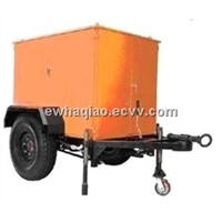 Mobile type And Multi-functional Oil Purifier Plant For Transformer oils and insulation oils