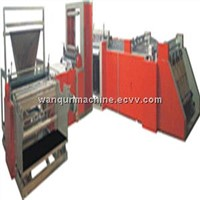 Most Welcomed China Manufacture non woven rice bag making machine