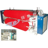 NON WOVEN FARIC SLITTING AND REWINDING MACHINE