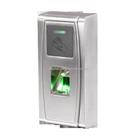 Network RFID & Biometric Fingerprint Access Control