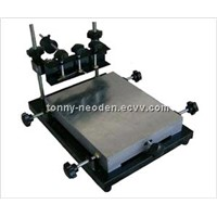 New cheap and Easy Operate manual Stencil Printer(Medium)