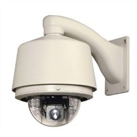 Outdoor IR Intelligent High Speed Dome CCTV Camera,Megapixel IP PTZ Security Camera
