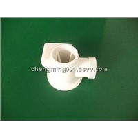 PS / PPO / ASA Pipe Fitting Mould Sub Gate Cold Runner System