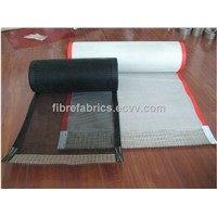 PTFE Coated Fiberglass Open Mesh Conveyor Belt