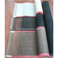PTFE/Teflon Coated Fiberglass Mesh Conveyor Belt