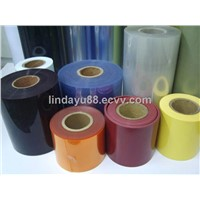 PVC Colored Transparent Roll Packaging Printing Film