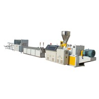 PVC Two Cavity Pipe Production Line