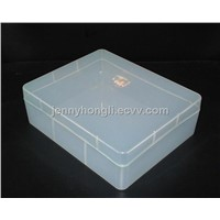 Plastic Box with food grade , Rich Colour and different Logo design,Gift packaging box