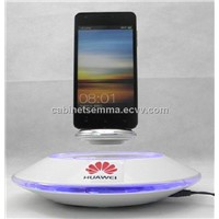 Plastic Levitation Mobile Phone Displaandy/Magnetic Floating Cellphone Pop Display