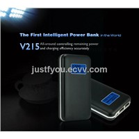 Portable 5000mAh External Battery Mobile Power Pack for Cellphone