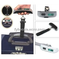 Portable electronic travel hook Luggage hanging Scale