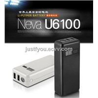Portable Universal Mobile Phone Charger Power Pack 8000mAh