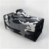 Quad pack bag storage bag Toiletry storage bag  Car seat bag Bag in camouflage pattern