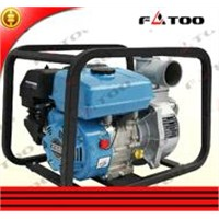 Recoil Start Portable Low Fuel Comsumption Air Cooling  Engine Run Gasoline Water Pump