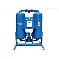 Refrigerated-Desiccant Combination Air Dryer