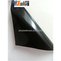 Removable Black Back Self Adhesive Vinyl