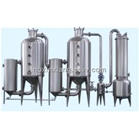 SJN Series Of Multiple-effect & Energy-saving Concentrator (Alcohol Can Be Recycled)