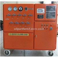 Series GHP SF6 Gas Treatment System Recovering SF6 gas from apparatus