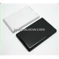 Slim Portable Emergency Mobile Phone Power Pack 2000mAh Li-Polymer Battery