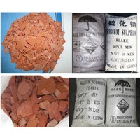 Sodium Sulfide Red Flakes, 1500ppm