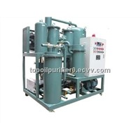Stainless steel vacuum oil purification machine remove the water ,gasses, impurity