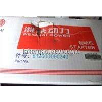 612600090340 Weichai Engine Starter