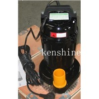 Submersible sewage pump
