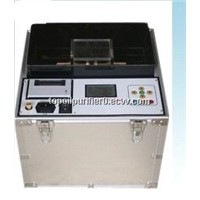 Supply 60 to 100KV Transformer Oil Tester Machine,CE&ISO9001,Low Cost,Good Quality
