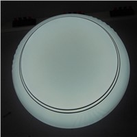 Surface mounted LED ceiling lamp SMD5730 for living room bedroom