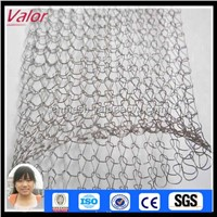 TOP.1 Corrosion Resistance Knit Mesh Demister Monel Gas Liquid Filter
