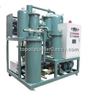 TOP turbine lube oil filtration plant cleans oil and removes contamination and free water