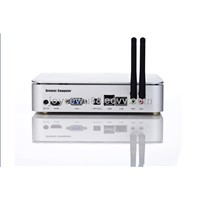 Thin Client Support Dual WiFi Antennas and with Intel Celeron 1037U Dual-Core 1.8GHz