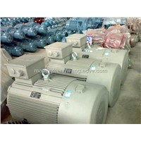 Three-phase asynchronous electric motors 0.37-315kw
