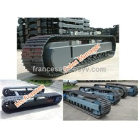 Track chasis manufacturer(custom design track undercarriage)
