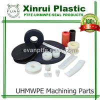 UHMWPE machining parts, plastic parts