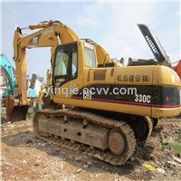 Used Cat 330C Excvator / Caterpillar 330C Crawler Excavator