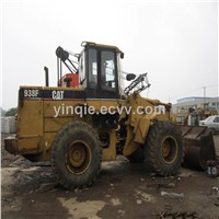 Used Excavator Wheel Loader CAT 938F