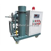 Vacuum Turbine Oil Recovering Plant with no heating,stainless steel materials,demulsifying