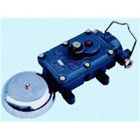 Voice alarm bell BAL1-127G ,mining flameproof acousto-optic combination electric bell