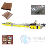 WPC Profile Extrusion Line