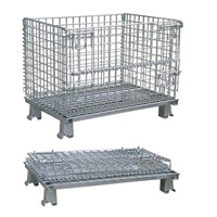 Wholesale wire mesh cage /China storage mesh cage