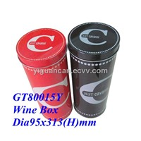 Wine Tin ,Wine can ,Wine Tin box ,Wine Tin can, Wine Packaging box