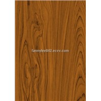 Wood grain paper design----PU paper