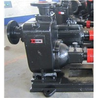ZW Self Priming Not-clogging Sewage Pump