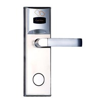 Access Control Intelligent RF Card Door Lock