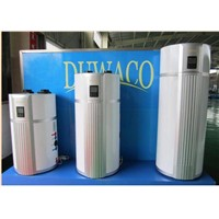 air source heat pump water heater100/200/300l